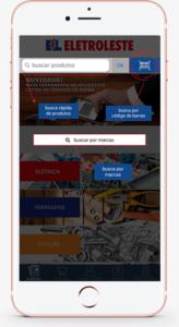 Aplicativo Eletroleste Mobile